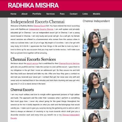 Radhika-Mishra.com