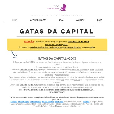 Gatasdacapital.net