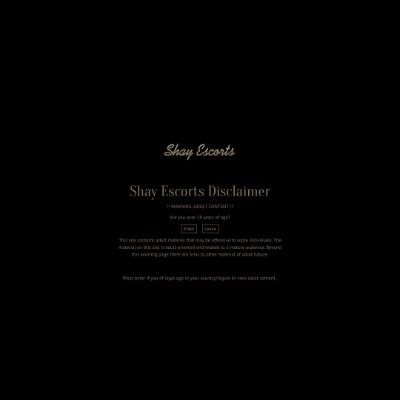 Shayescorts.co.za