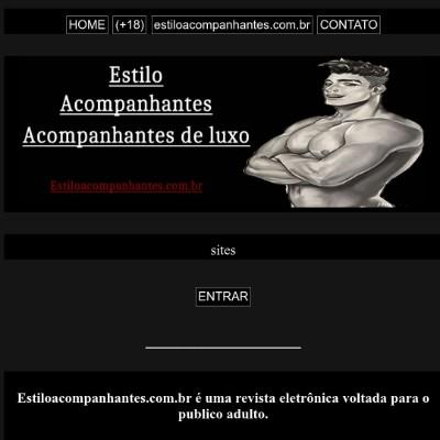 Estiloacompanhantes.com.br