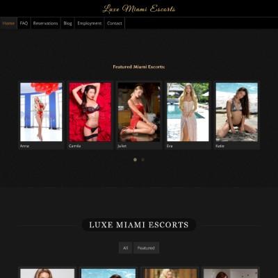 Luxemiamiescorts.com