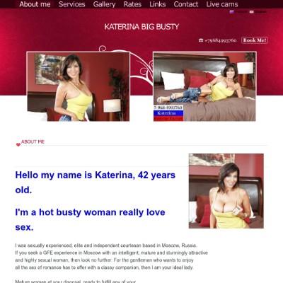 Katerina-bust.escortbook.com