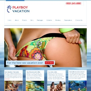 Playboy Vacation | Sex Vacations In The Dominican Republic