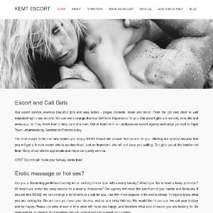 Escorts , Call Girls and Erotic Massage | KEMT Escort
