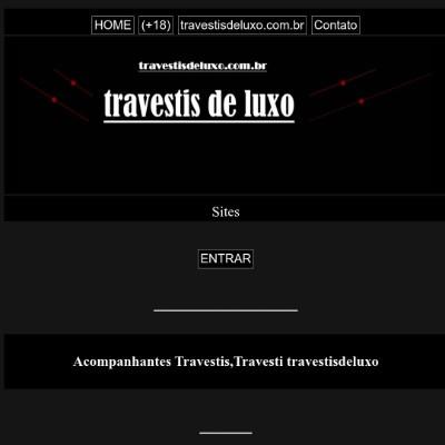 Travestisdeluxo.com.br