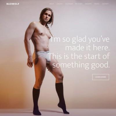 Tylerthebadwolf.com
