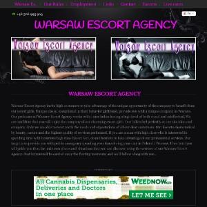 Warsaw Escort Agency in Warsaw, Poland