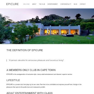 Epicure.co.za