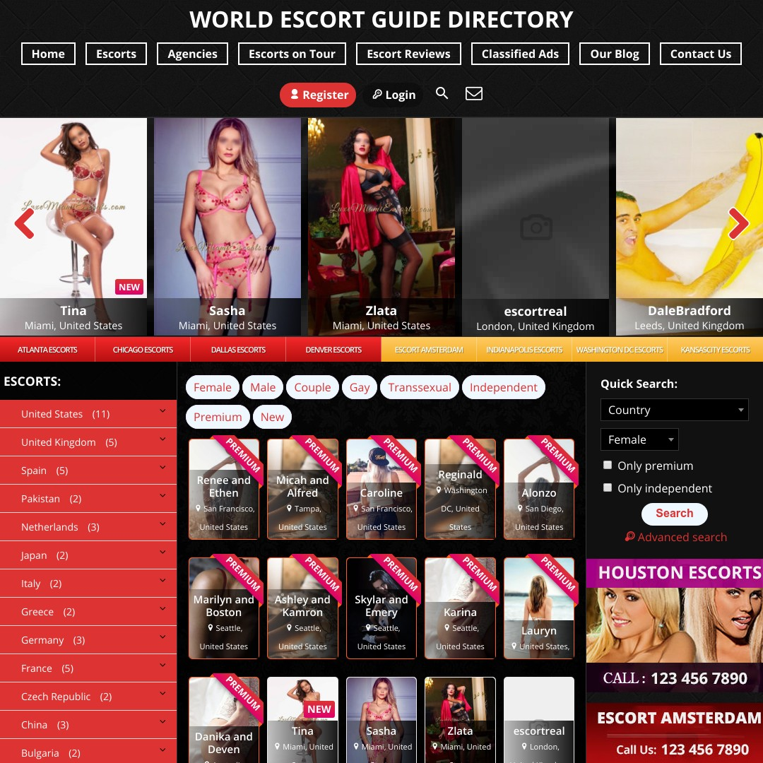 Only vip escorts your escort service directory