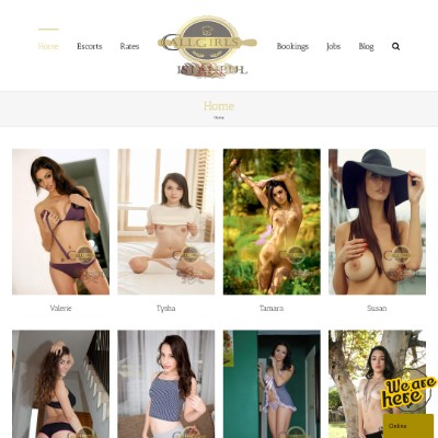 Callgirls Istanbul - Meet cheap Turkish & Russian Escorts in Istanbul