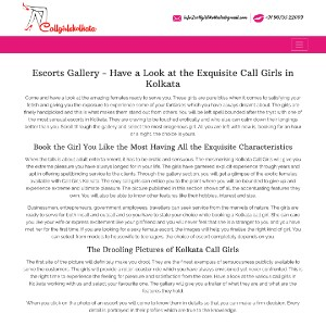 Photo Gallery of Kolkata Call Girls 9073522009