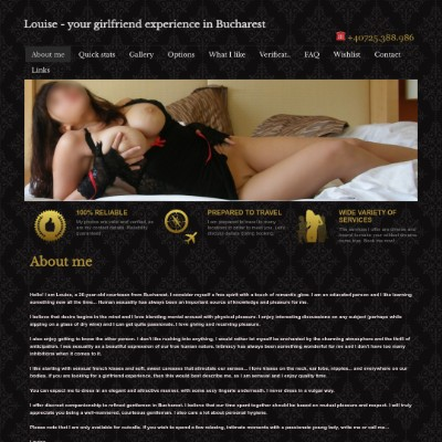 Louisebucharest.com