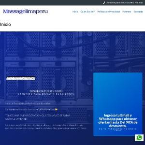 Massagelimaperu.com