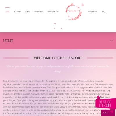 Cheri-escort.com
