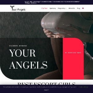 Athens Escorts - Your Angels | Sexy Call Girls in Athens