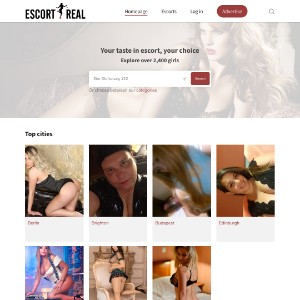 A good website to find escorts | Escortreal.com