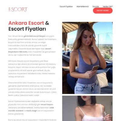 Ankaraescortfiyatlari.com