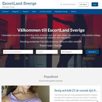 Escortlandsweden.com