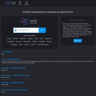 Agentescort.com
