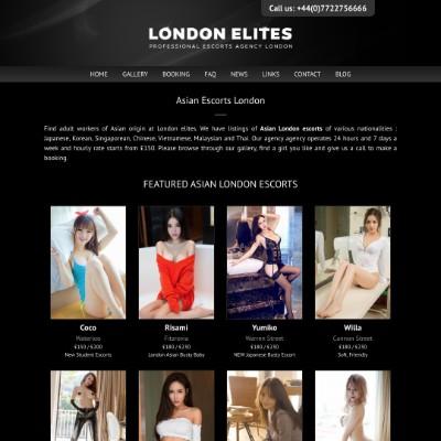Londonelites.co.uk
