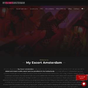 Home - My Escort Amsterdam