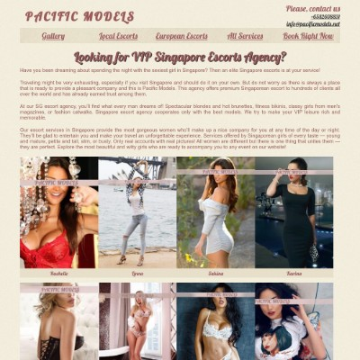 Pacificmodels.net