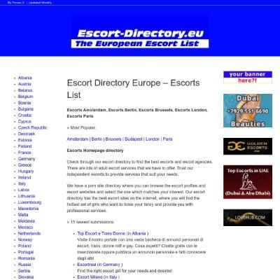 Escort-directory.eu