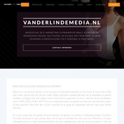 Vanderlindemedia.nl