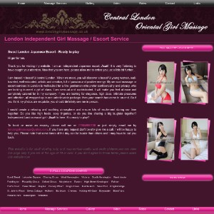 London High Class Independent Japanese escort