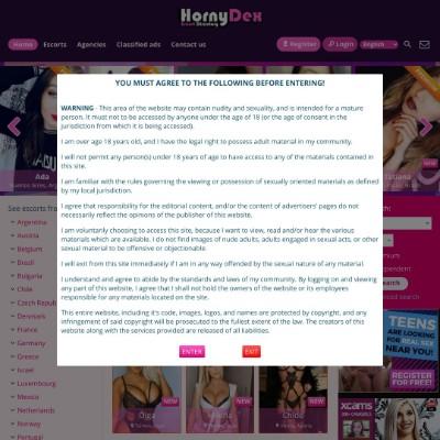Hornydex.com