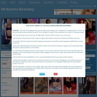 List VIP, Elite Independent & Agency Escort - Escorts Directory in UK