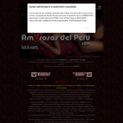 Amorosasdelperu.com