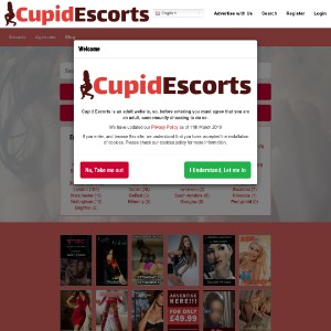 Cupid Escorts - UK's Best & Finest Escort Directory