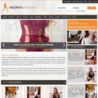Escortsinholland.com