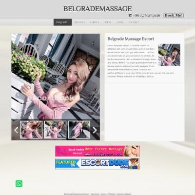 Belgrademassage.escortbook.com