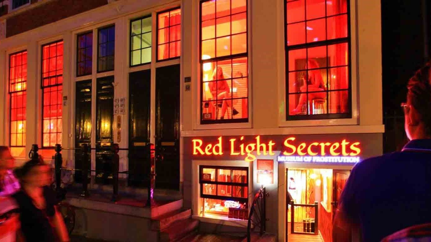 Red Light District Information