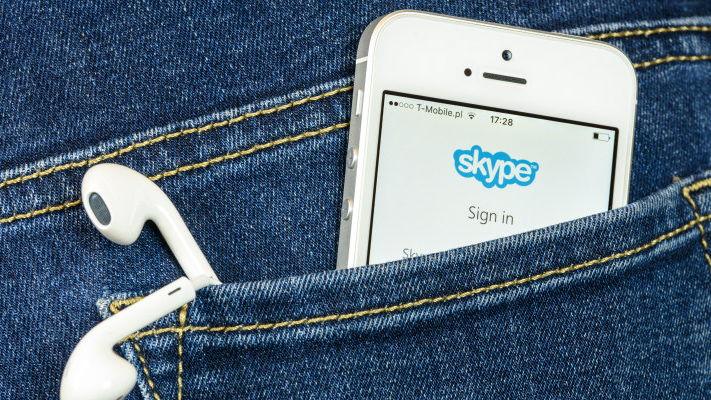 Meet your favorite escort girl on Skype!