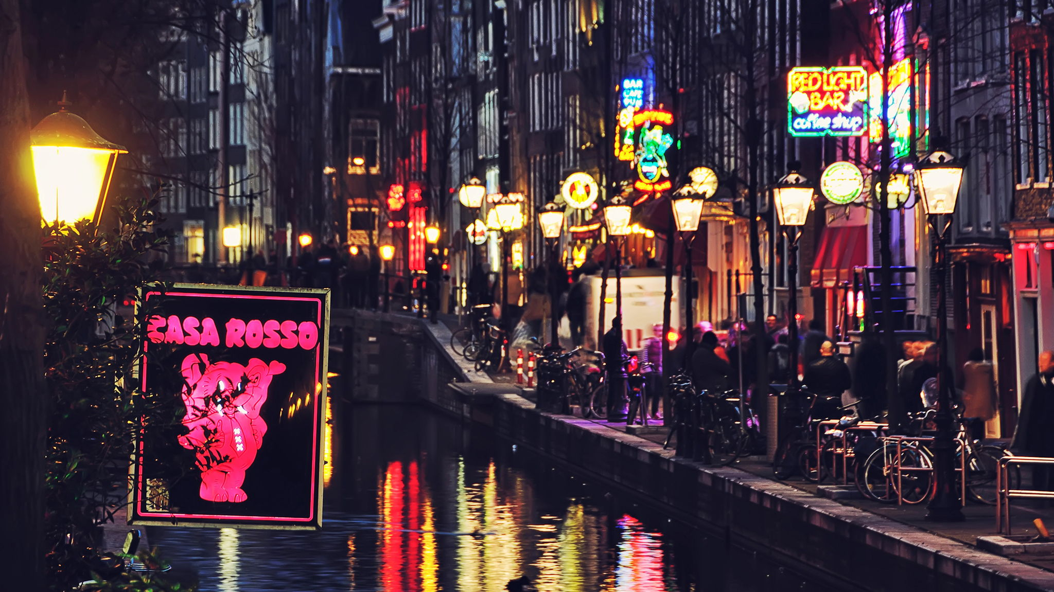 Red Light District Things to do